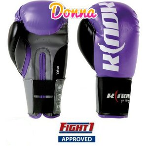 GUANTONI YASTU WOMAN K-NOK Purple